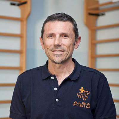 Luca Rolando - Fisioterapista Albafisio