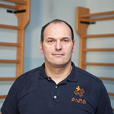 Marco Bertola - Fisioterapista Albafisio